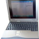 Instalar Debian en un PC antiguo – Fujitsu Lifebook B2131