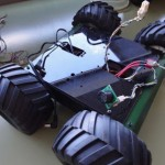 Robot móvil controlado a través de HTTP